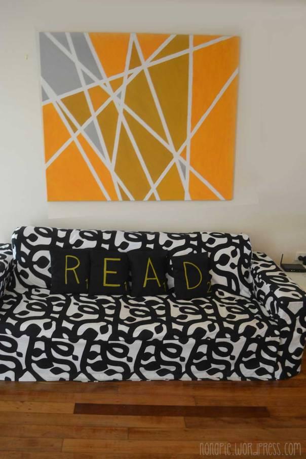 sofa+painting