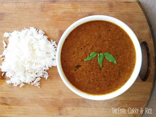 theeyal-rice-curry